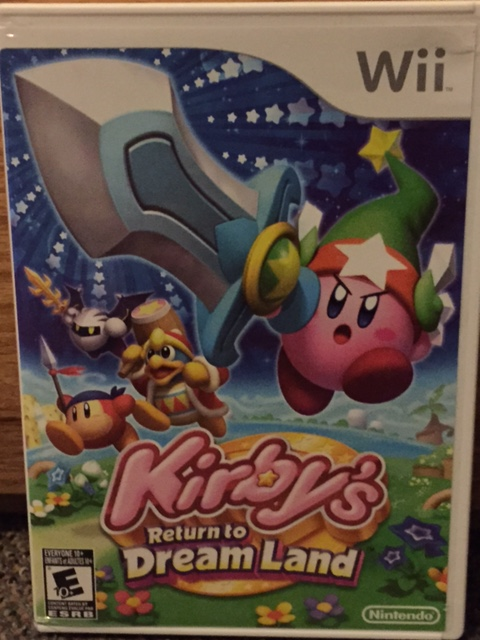 Kirby Return to Dreamland Review